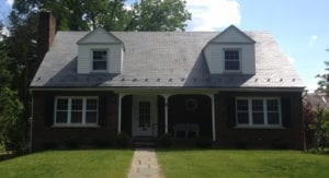 Slate Roof Cleaning in PA