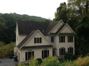 Roof Cleaning and gutter cleaning