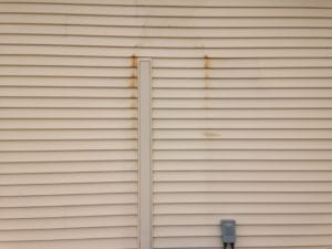 Rust stain removal lancaster PA