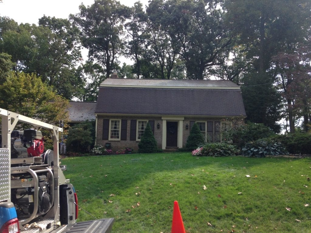 Roof Cleaning York County PA
