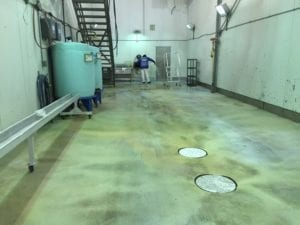 York pa commercial rust stain removal